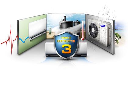 Máy Lạnh Samsung AS-09TULN - 1.0HP (New 2013)-5