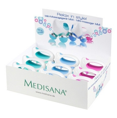 Máy massage cầm tay mini Medisana MMI