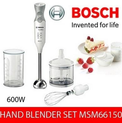Máy xay cầm tay Bosch MSM66150