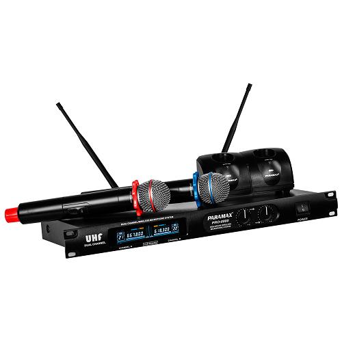 Micro Karaoke không dây Paramax PRO-8000