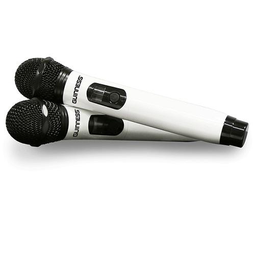 Micro không dây Guinness MU-1450