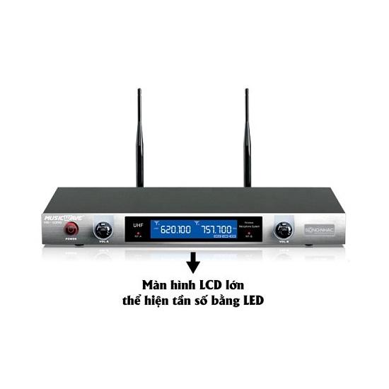Bán Micro không dây Music Wave HS-1080