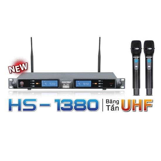 Mua Micro không dây Music Wave HS-1380