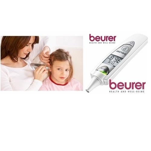 Nhiệt kế điện tử đo trán Beurer FT55