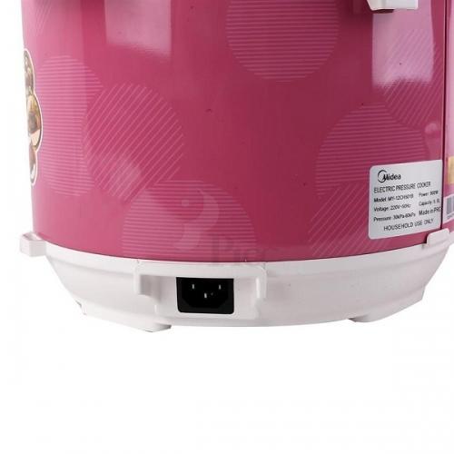 Nồi áp suất điện 5.0 lít Midea MY-12CH501B