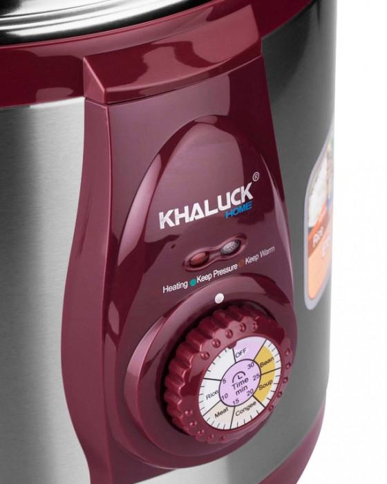 Nồi áp suất điện Khaluck KL-688 - Tráng men