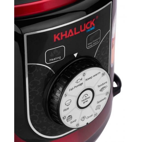 Nồi áp suất điện Khaluck KL-788 - Tráng men