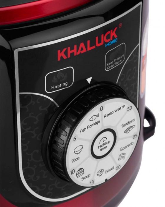 Nồi áp suất điện Khaluck KL-788S - Lồng nồi Inox