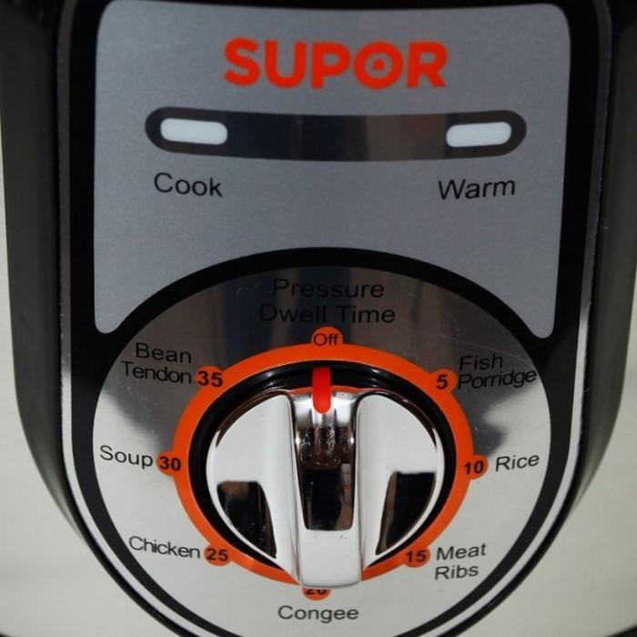 Nồi áp suất điện SUPOR CYYB50YA10VN-100 (5,0 L)