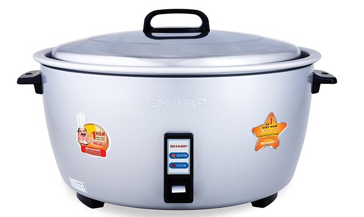 Nồi cơm điện Sharp KSH-740V (3.8L)