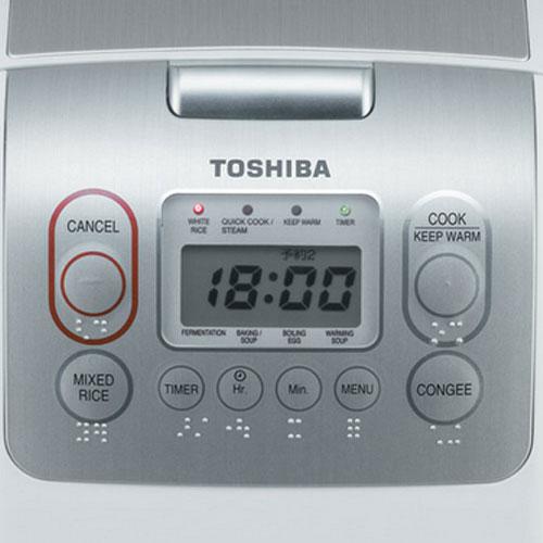 Nồi cơm điện tử Toshiba RC-18NMF (1.8L)