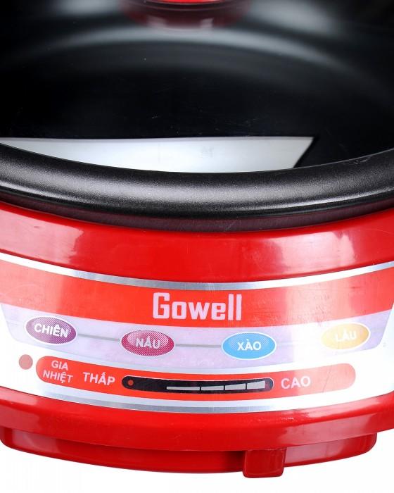 Nồi lẩu điện Gowell GW-302MR