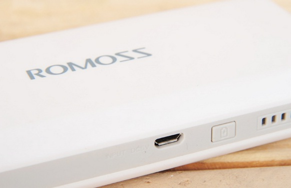 Pin sạc dự phòng Romoss Sense 4 10400mAh