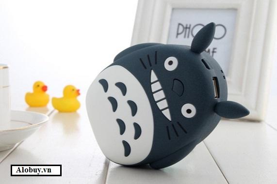 Pin sạc dự phòng Totoro TTR-12000mAH
