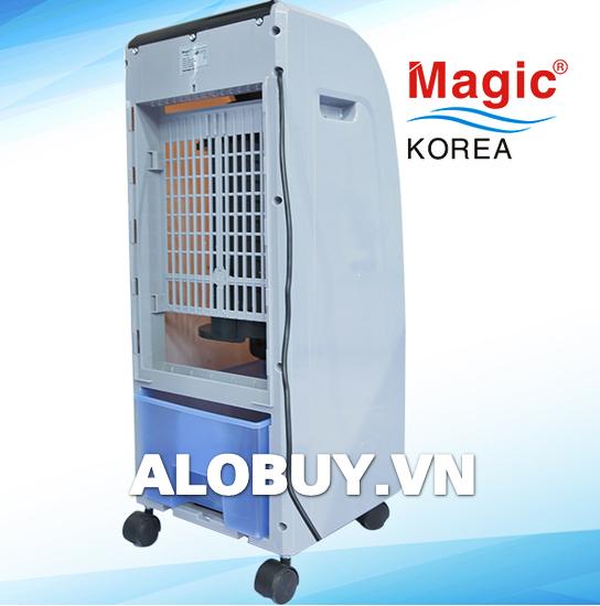 Giá Quạt hơi nước thổi đá làm mát magic korea a45