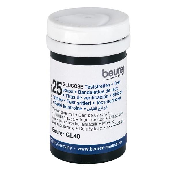 Que thử dành cho Máy đo đường huyết Beurer TESTGL40