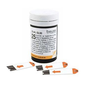 Que thử dành cho Máy đo đường huyết Beurer TESTGL50
