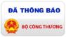 Website ALOBUY.vn thực hiện thông báo đăng ký kinh doanh đến Bộ Công Thương