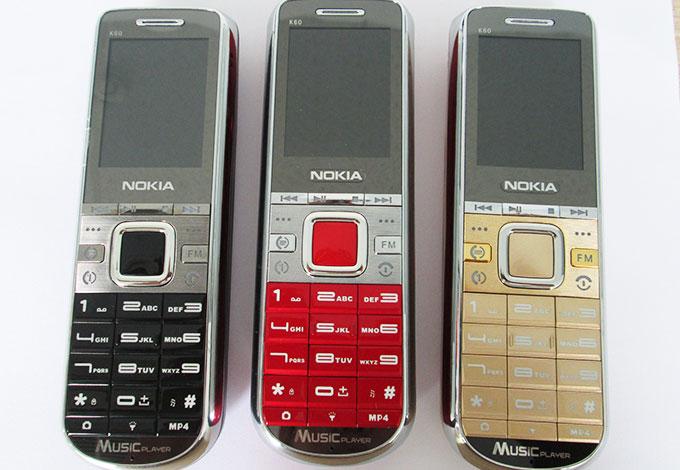 Nokia K60 pin khủng 50,000mAh