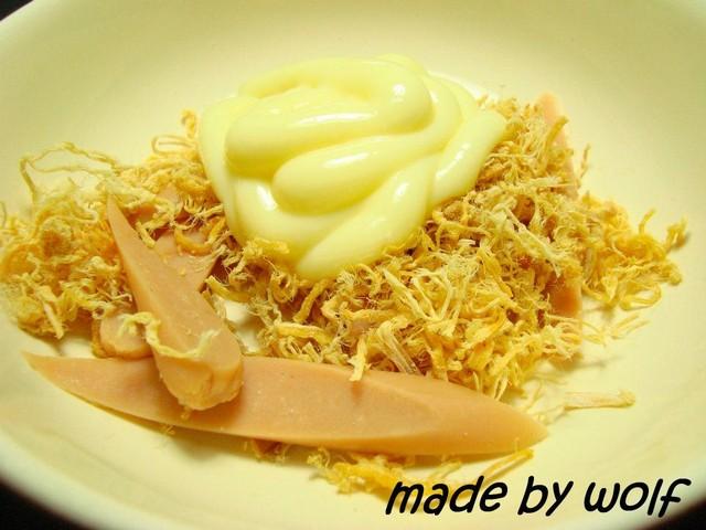 Hướng dẫn cách làm bánh Hotdog tam giác kiểu Việt Nam