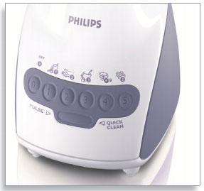 Máy xay sinh tố Philips HR2116