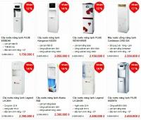 Kinh nghiệm chọn mua cây nước nóng lạnh phù hợp cho văn phòng và gia đình