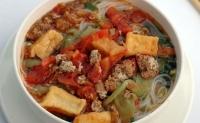Cách nấu Bún riêu cua đồng l món ăn khoái khẩu của người Sài Gòn