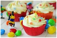 Hướng dẫn cách làm Bánh cup cake nho thơm ngon đáng yêu cho bé tại nhà