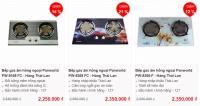 Bếp gas hồng ngoại Nhật Bản cao cấp nhập khẩu mua ở đâu giá rẻ