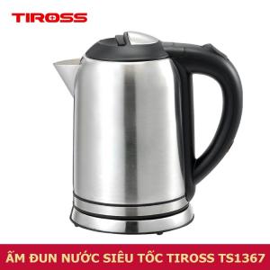 Ấm Đun Nước Siêu Tốc Tiross TS1367 (1L)