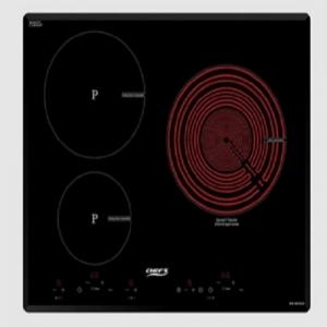 Bếp điện từ hỗn hợp chef's EH-MIX545
