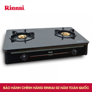 Bếp gas 6 tấc Rinnai RV-960(GL), Chén đồng có đầu hâm