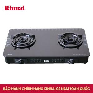 Bếp gas 7 tấc Rinnai RV-715Slim(GL-D), Chén đồng có đầu hâm