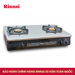 Bếp gas 7 tấc Rinnai RV-970(ST), Chén đồng có đầu hâm