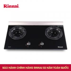 Bếp gas âm Rinnai RVB-2Gi(B), cảm ứng ngắt gas