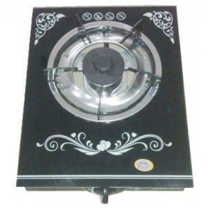 Bếp gas đơn mặt kính Queenhouse QH-101