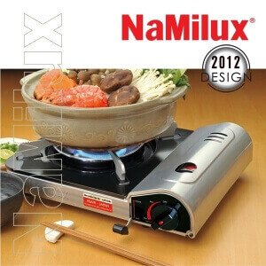 Bếp gas du lich mini Namilux NA-168