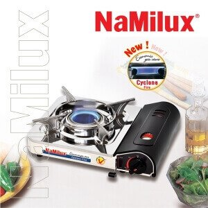 Bếp gas du lịch mini Namilux NA-172PS