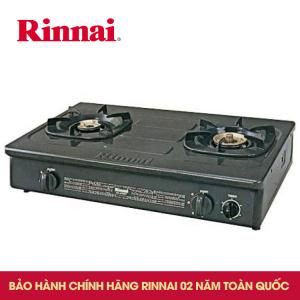 Bếp gas Rinnai 6 tấc RV-960(GT), Chén đồng có đầu hâm