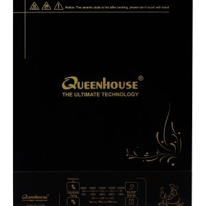 Bếp hồng ngoại QueenHouse QH-1120N
