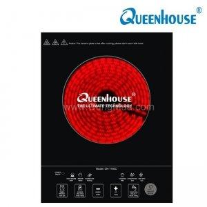 Bếp hồng ngoại QueenHouse QH-1160C