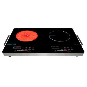 Bếp hồng ngoại và điện từ Bluestar NG-02IR