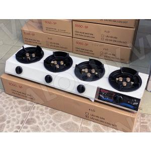 Bếp khè gas 4 lò bán công nghiệp SOGO GT-208S4-3DD