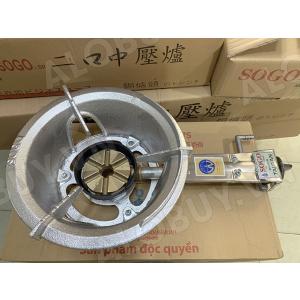 Bếp khè gas công nghiệp SOGO GT-168-5Q