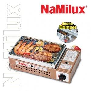 Bếp nướng gas hồng ngoại Namilux NA-14N