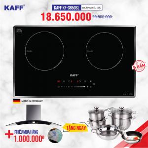 Bếp từ đôi cảm ứng KAFF KF-3850SL