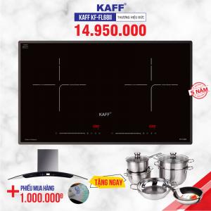 Bếp từ đôi cảm ứng KAFF KF-FL68II