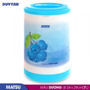 Bình đá cách nhiệt Duy Tân Matsu tròn 7 Lít - 0521