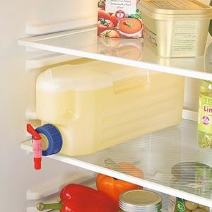 Bình đựng nước tủ lạnh có van 3 lít Tashuan TS-3171B
