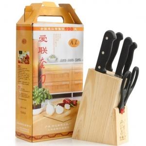 Bộ dao kéo làm bếp 6 món IN.01-016